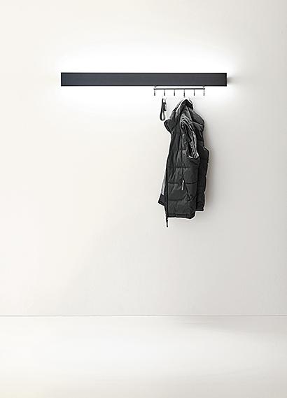 Garderobenleuchte